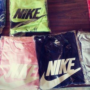 Nike And Polo Shirts